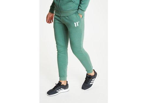 11 Degrees 11 Degrees Core Joggers Regular Fit Elm Green