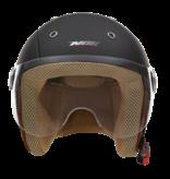 NOX Helmets Kids N-217 matzwart