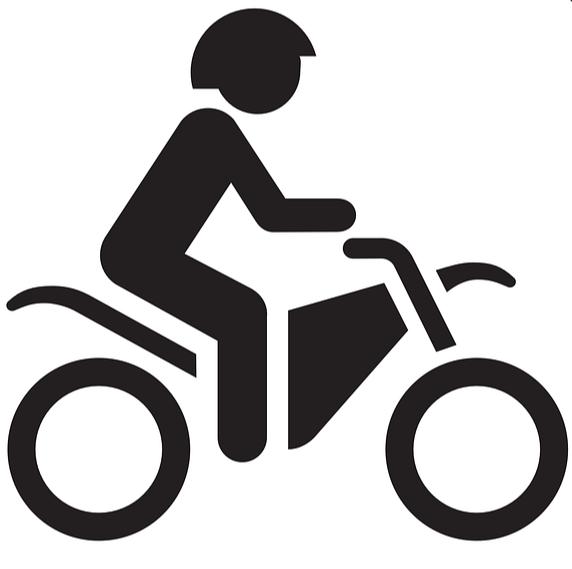 Hoe hard mag een scooter zonder helm?