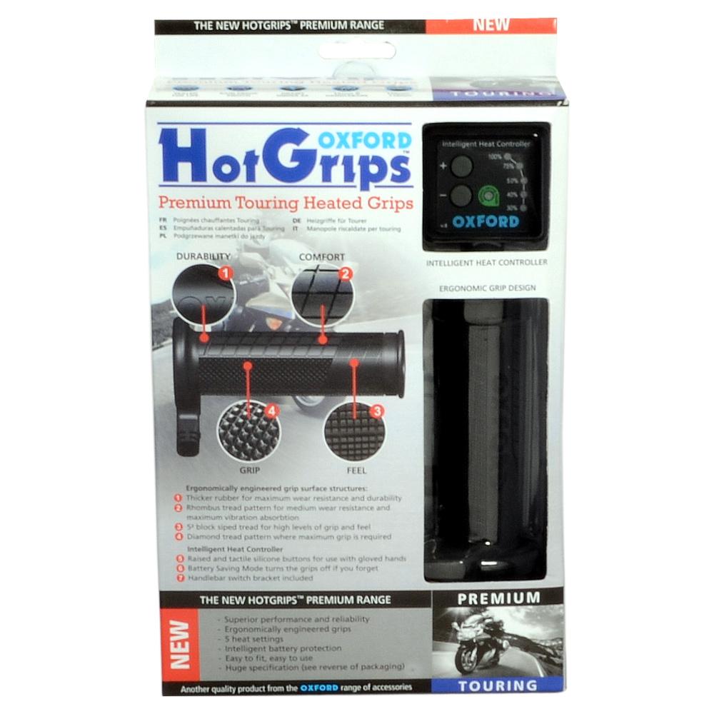 OXFORD Hotgrips - handvat verwarming