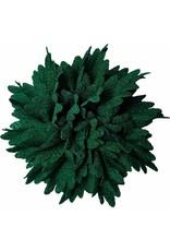 Gekartelde bloem groen