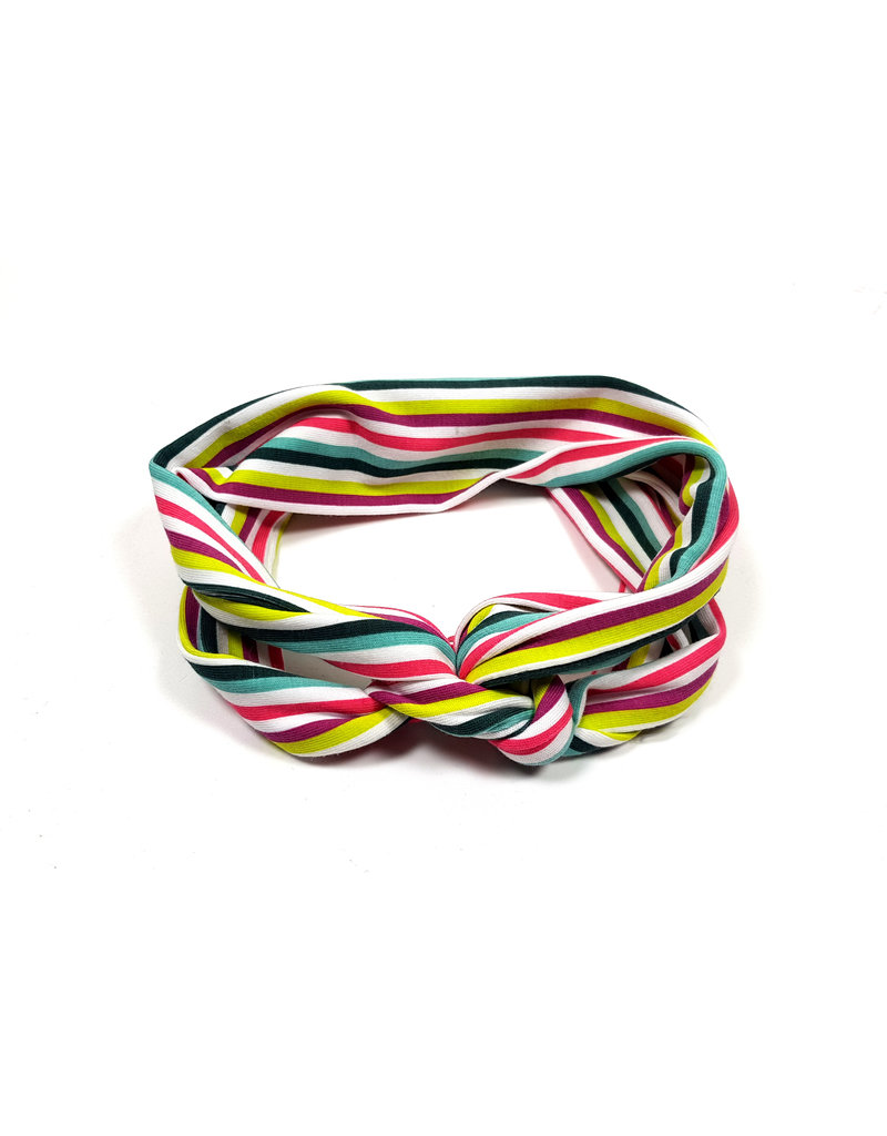 Haarband streepjes
