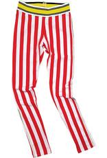 Legging rood/wit