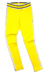 Legging geel