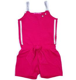 Jumpsuit roze, 86/92, 98/104