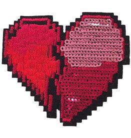 Patch gebroken hart