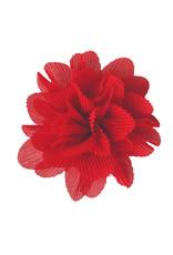Wafelbloem rood