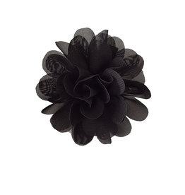 Haarclip zwart