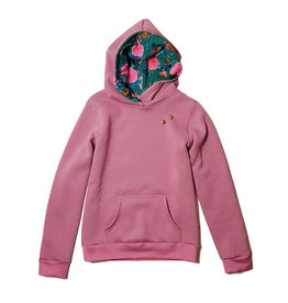 Hoodie Oudroze t/m 176