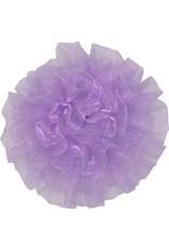 Drukkerapplicatie Tule bloem, lila