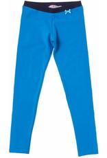 Legging 'Basic' Blauw