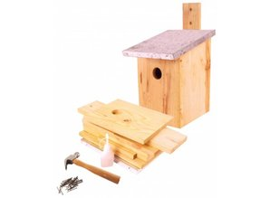 Cheap buy Do-it-yourself construction Birdhouse? Build your own inexpensive bird house!