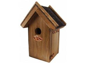 Antieke vogelhuisjes voor de Winterkoning kopen?