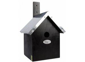 Moderne Vogelhuisjes in de kleur zwart bestellen?