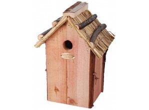 Goedkope rieten Vogelhuisjes voor pimpelmees kopen?