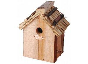 Vogelhuisjes speciaal voor de Winterkoning!