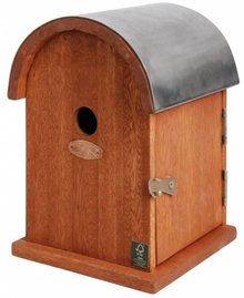 Birdhouse - Blue Tit hardwood