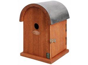 Vogelhuisje - pimpelmees hardhout