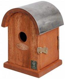 Birdhouse - Wren hardwood