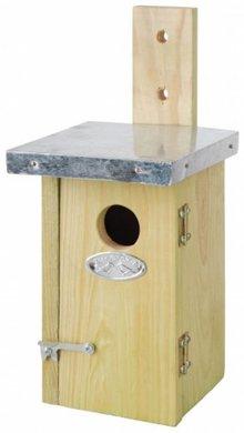 Speciale Vogelhuisjes voor de Winterkoning