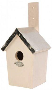 Cheap white Birdhouses for outdoor birds