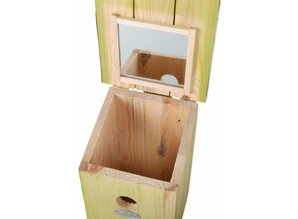 Observation Birdhouse performed with mirror buy?