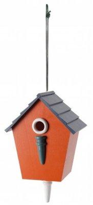 Design bird villa (hanging) for outdoor birds