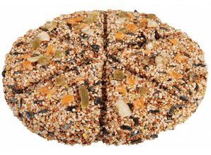 Bird Pizza made of different types of bird seed to buy?