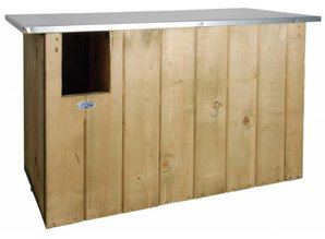 Barn Owl nest box! A nest box specially made for owls church!