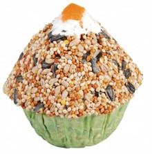Speciale Muffin (vogelvoeder) voor de buiten vogels!