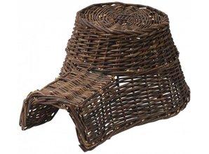 Hedgehog Nest! Special dark brown wicker basket Hedgehog buy for the rules?
