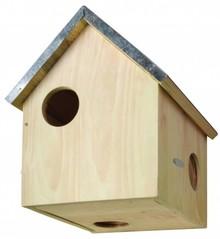 Speciale Eekhoorntjeshuisjes voor de Eekhoorntjes