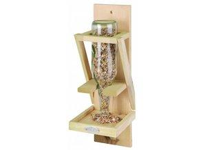 Handy bird feeder holder (suitable for glass bottle)