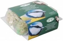 Vetbollen voor tuinvogels (per 6 stuks verpakt in een handige hersluitbare blisterverpakking)