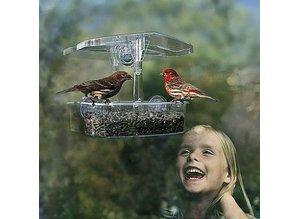 The Observer brengt vogels direct bij je raam!