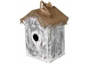"""Cheap Birdhouses """"Witch House"""" wide model"""