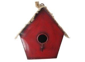 """Bij ons kunt u goedkope Vogelhuisjes """"Roodkapje"""" kopen!"""