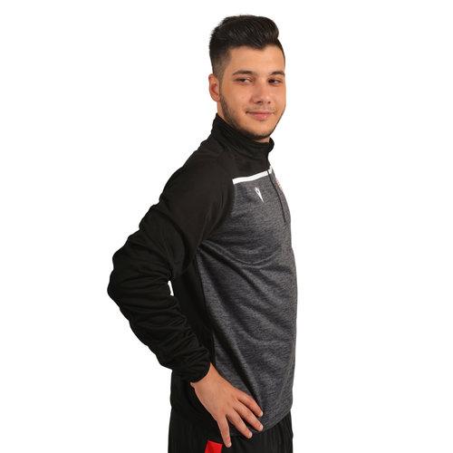 Samsunspor Rhine Siyah Antrenman Sweatshirt