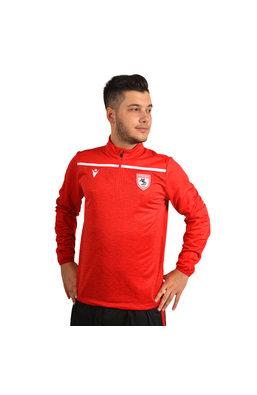 Samsunspor Rhine Kırmızı Antrenman Sweatshirt
