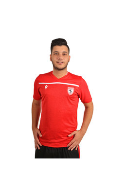 Samsunspor Deneb Red Training T-Shirt