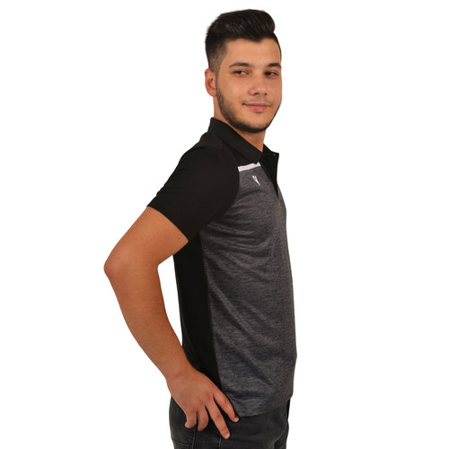 Samsunspor Jumeirah Black Polo T-Shirt