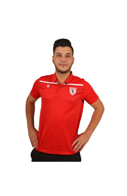 Samsunspor Jumeirah Red Polo T-Shirt