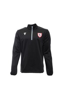 Samsunspor Havel Black Half Zip Training Sweater