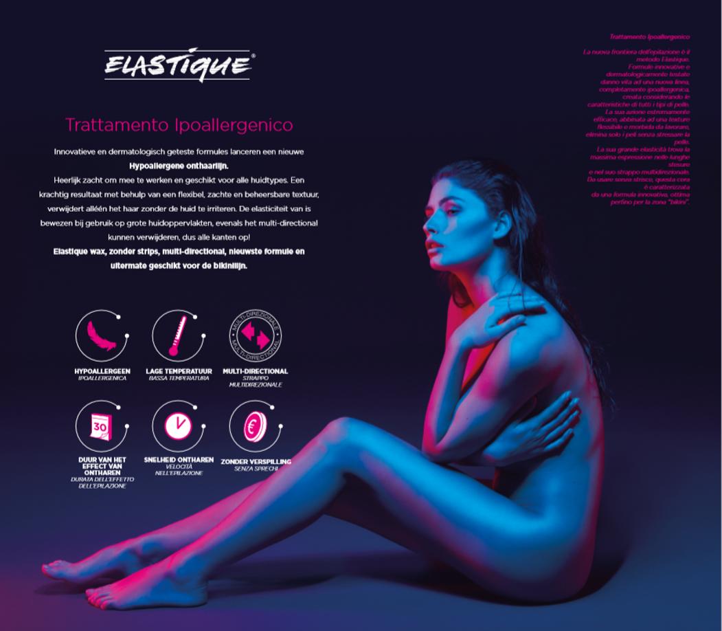 Voordelen Elastique Brazilian Waxing