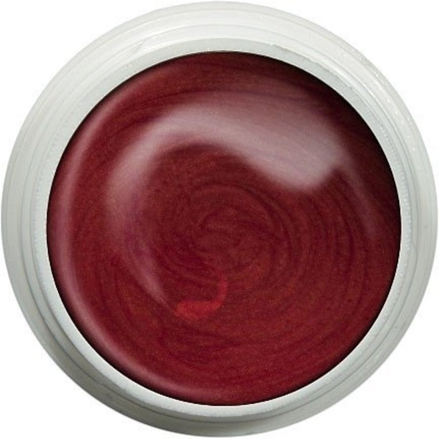 COLOR GEL ART Maroon-1