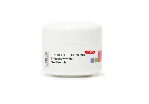 Nail Styling | Gel Nails | French Gel White control Plus|15 gr.
