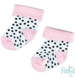 Feetje Sok AOP Dots & Bows