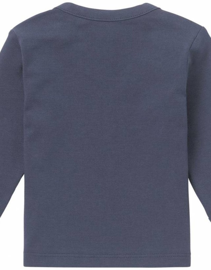 Noppies T-Shirt Longsleeve Natick Navy
