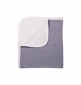 Born to be famous NB Towel - White