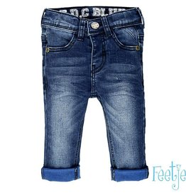 Feetje Broek Indigo Blue Denim slim fit